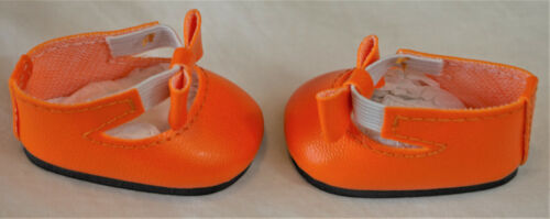 Shoes Orange for Paola Reina Wellie Wishers Doll Accessories Clothes