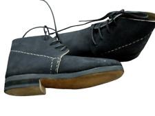 Brogans - Sizes 4-15 - Black Leather - Civil War