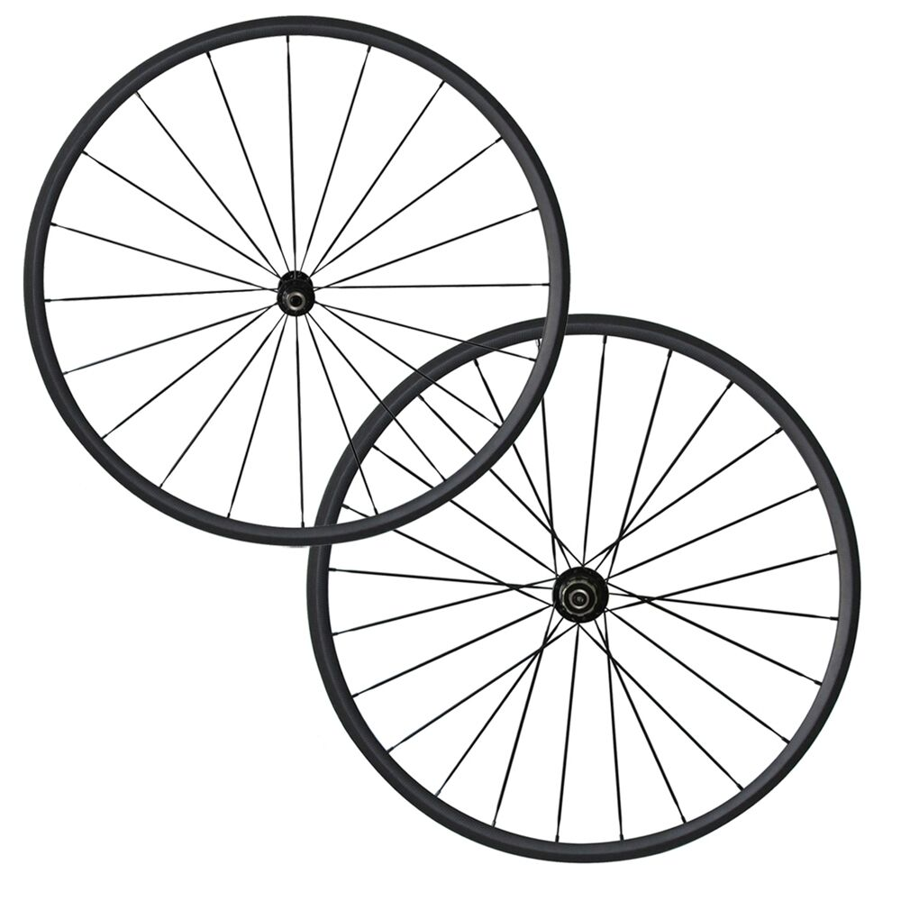 Free shipping 24mm clincher carbon wheels road bike wheel Fast shipping
