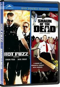 NEW-DOUBLE-FEATURE-DVD-HOT-FUZZ-SHAUN-of-the-DEAD-Simon-Pegg-Nick-Frost