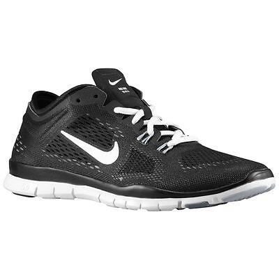 llave inglesa Monasterio Destello  Women's Nike Free TR Fit 4 Training Shoes, 629496 001 Size 12 Black/White |  eBay