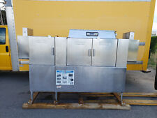 Hobart Avec Opti Rinse Clps86e Stainless Steel Commercial Kitchen Dishwasher