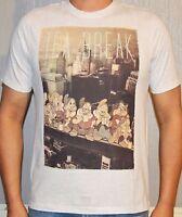 Retro Disney Grumpy T-shirt Mens Grumpy Tea Break Tshirt Tee Funny Top Cotton