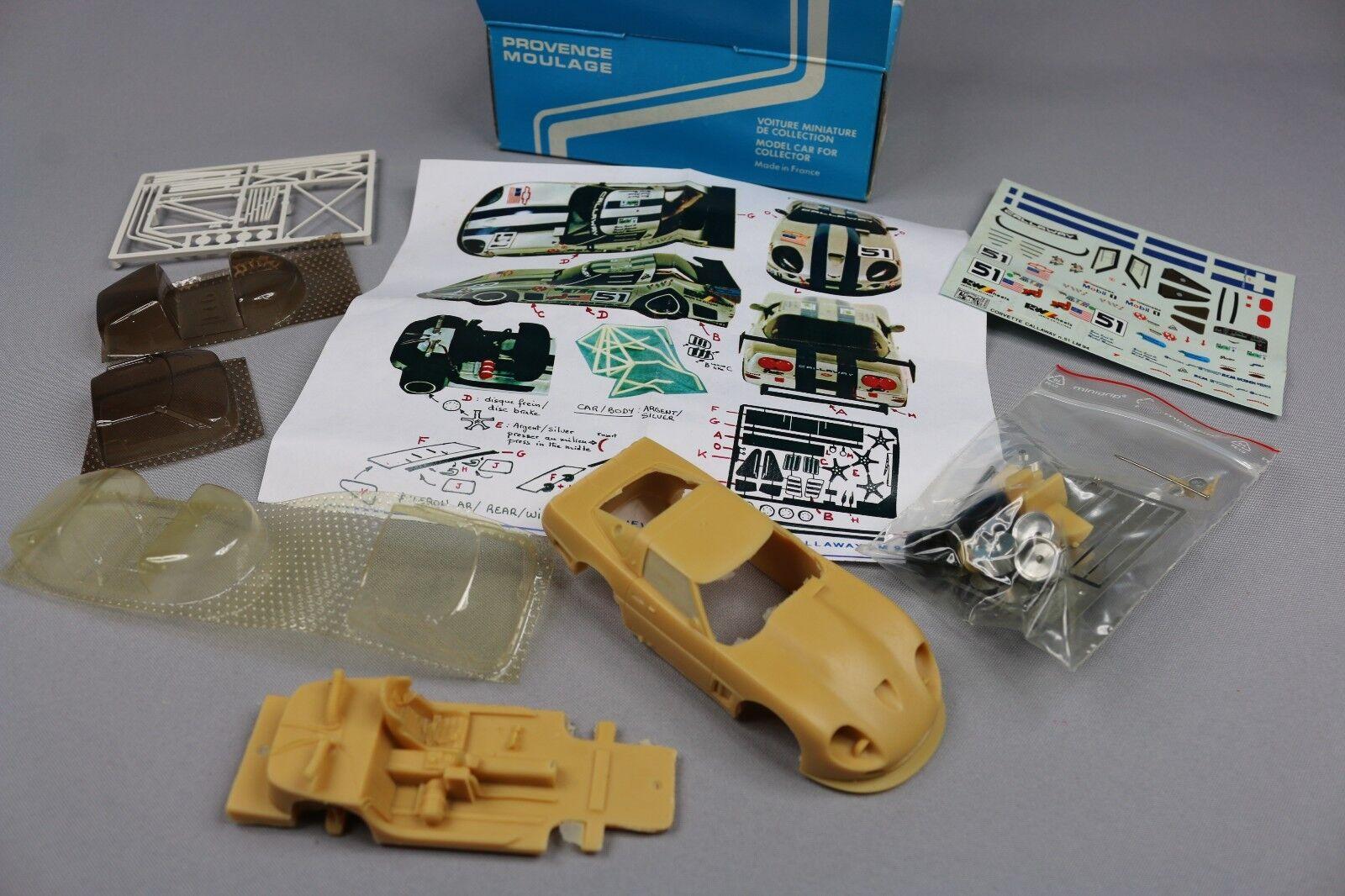 Zc516 provence moulage k911 kit 1   43 chevrolet corvette callaway - 1994