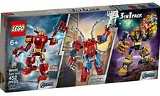 LEGO 66635 452pcs Avengers 3 in 1 Super Mech Pack Iron Man Spider-man Thanos
