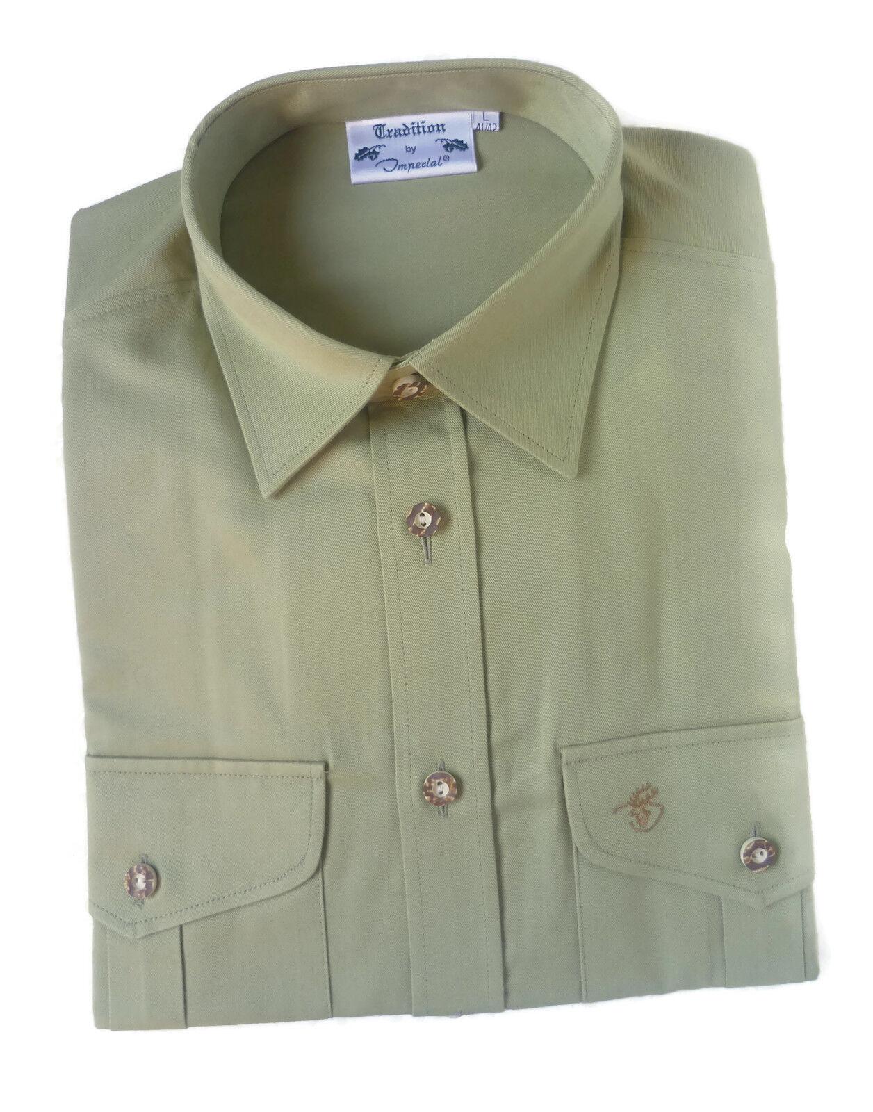 Imperial Hemd, Dehnzonenhemd, Jagdhemd, Herrenhemd, Baumwollhemd, Hemd, Jagd,  | Angemessene Lieferung und pünktliche Lieferung