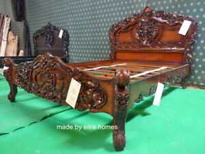 Awesome Uk King Size 5 Antique Shabby Chic French Style Furniture Interior Design Ideas Gentotryabchikinfo