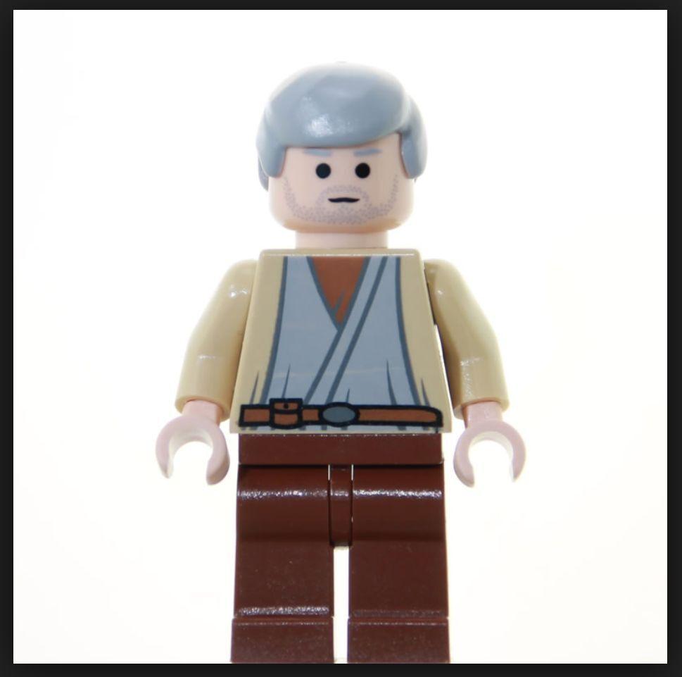 Owen Lars Wars Lego mini figure Star Wars Lars e94cda