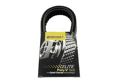 Serpentine Belt  Continental Elite  4060868