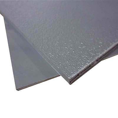 "GREY ABS PLASTIC SHEET 1//8/"" X 24/"" X 48/"" VACUUM FORMING RC BODY HOBBY"