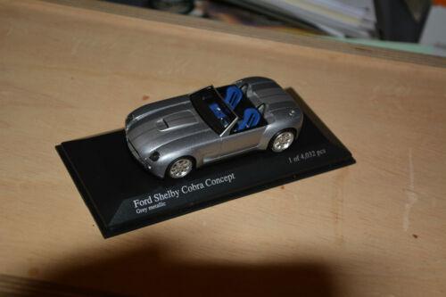 1 von 1 - Ford Shelby Cobra Concept 1:43 400146430  Minichamps