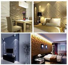 Natural Bamboo 3D Wall panel Decorative Wall Ceiling Tiles Cladding Wallpaper