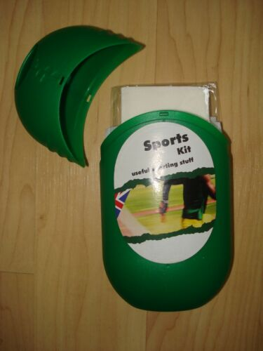 Touch of Ginger Sports Kit Fathers Xmas Gift Travel Size NEW