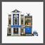 NUR ANLEITUNG!! LEGO Custom Police Station