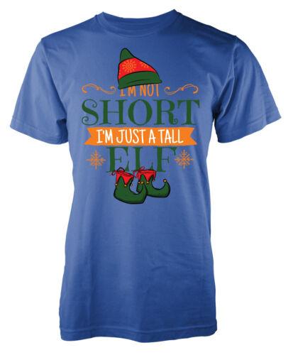 Noël Tall Elf Noël Adulte T Shirt