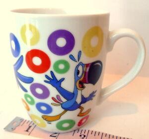 Froot-Fruit-Loops-Toucan-Sam-Kellogg-039-s-Cereal-Mug-2013