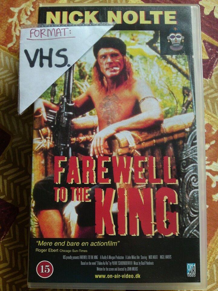 Action, Farewell to the king, instruktør John milius