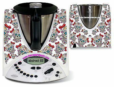 Thermomix Sticker Decal             (Code: Abstract_83)