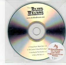 (DV330) The Blind Hearts, Crying Shame - 2012 DJ CD