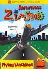 Just The Facts Adventures of Zimmo - Flying Machines 0743452164820 DVD