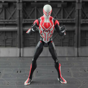 7-034-Marvel-Age-Avengers-Spiderman-Spider-Man-2099-Action-Figure-Jouet-Cadeau