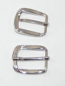1 Schließe Gürtelschnalle Schnalle  4,0 cm silber rostfrei 00.109//738