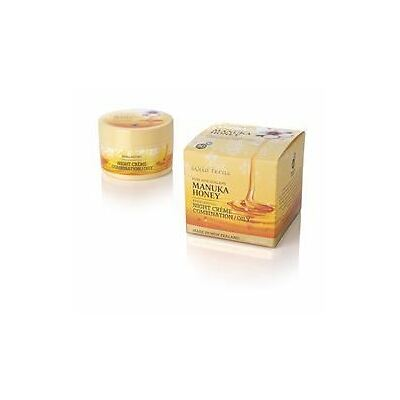 Wild Ferns Manuka Night Cream Dry to Norm 100 g