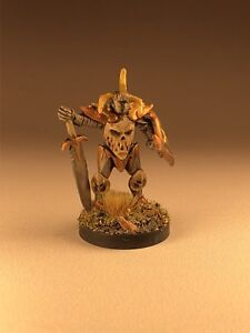 Painted-Reaper-Bones-D-amp-D-Pathfinder-Miniature-Hellknight-Order-of-the-Nail