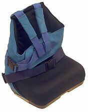 Seat2Go Positioning Seat, SMALL, Double Strap Trunk Support, Stroller Insert NEW