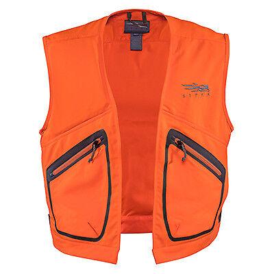 Sitka Ballistic Vest Blaze orange Large 50093-BL-L