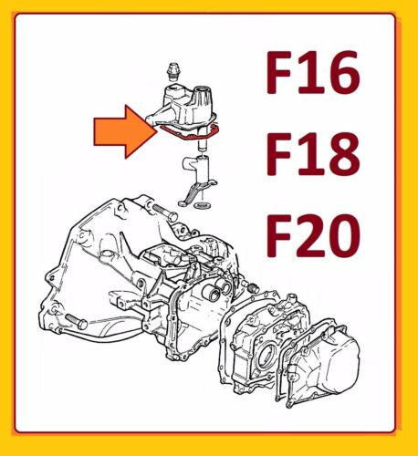 Opel F16 F18 F20 Getriebe Dichtung Deckel Oben Dichtung FÜR OPEL