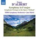 Eugen d' Albert - Eugen d'Albert: Symphony in F major (2013)