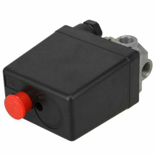 Neu Güde Druckschalter 230V 4 für Kompressor 300//10//50 EU Schalter