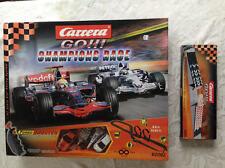 Carrera Go Champions Race Auto-Rennbahn + Sprungschanze 62082 61641