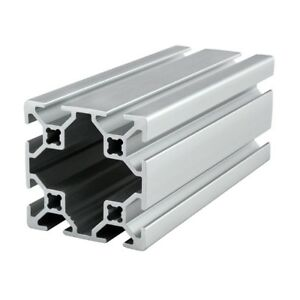 80-20-Inc-40mm-x-40mm-T-Slot-Aluminum-20-Series-20-4040-x-455mm-N