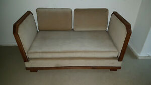Daybed   Art Deco Sofa