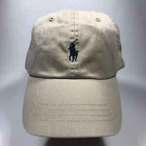 9865882d8 Polo Ralph Lauren Men's Baseball Hat With Pony.Beige.One Size.MSRP ...