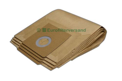 10 sacchetti polvere per Kärcher NT 200 SP Sacchetto per Aspirapolvere Filtro-SACCHI SACCHETTI FILTRO