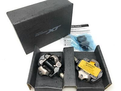 DEORE XT PD-M8100 MTB XC SPD Bicycle Pedal W// SH51 Pedal Box FOR Shimano