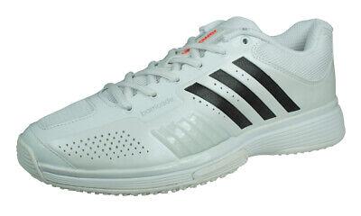 adidas adipower Barricade Grass Womens Tennis Shoes Court Trainers - White   eBay