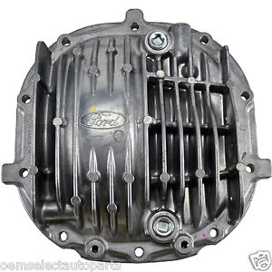 Ford Mustang GT500 Rear 8.8 Axle Differential Cover Aluminum Finned /& Bolts OEM