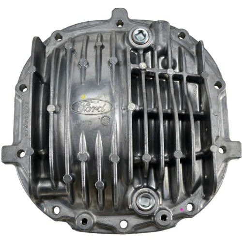 """Girdle GT500 OEM NEW 1985-2014 Mustang 8.8/"""" Finned Rear Axle Cover Aluminum"""