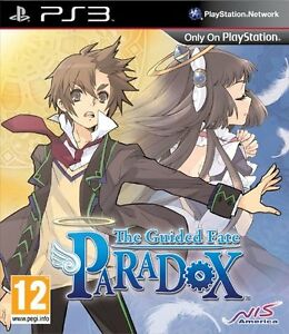 PS3-JUEGO-THE-GUIDED-FATE-PARADOX-Producto-NUEVO