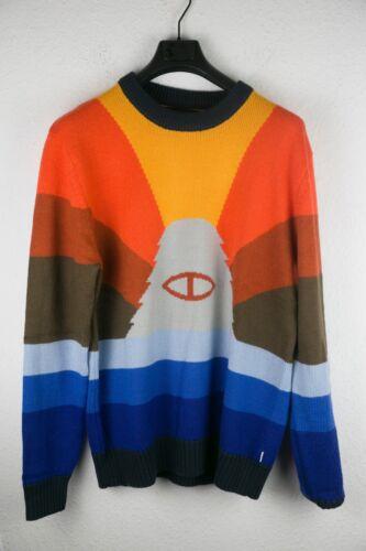 cosa Multi Maglione Taglia lavorato Pullover Poler Multicolor maglia a Xl significa Che SqwWAWa85