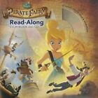 Tinker Bell and the Pirate Fairy Read-Along Storybook and CD by Disney Book Group (Paperback / softback, 2014)