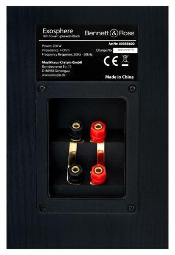 Luxus Hifi-Standlautsprecher für Wohnzimmer und Lounges mit 880W Max Leistung