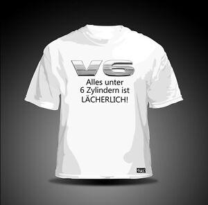 Was sonst? T-Hemd V6