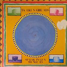 """Talking Heads - Speak In Tongues - 12"""" LP - k693 - Original Inner Sleeve - washe"""