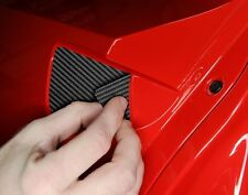 C7 Corvette Stingray/Z06 2014+ Door Scratch Guards - Finish Options