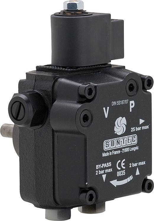 Ölpumpe Suntec AL 35 C 9528 passend für Viessmann Unit Brenner Brennerpumpe
